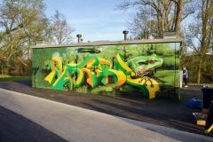 DieGarten Graffiti - 26