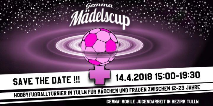 Mädls aufgepasst! Am 14.April findet zum 1. Mal ein Hobbyturnier für Mädchen und junge Frauen zw. 12 und 23 Jahren statt.