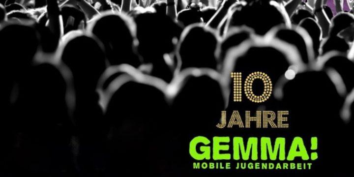 ⭐⭐⭐ 10 Jahre GEMMA! ⭐⭐⭐ SAVE THE DATE >>> 28. Juni   Wir feiern uns am legendären CROWD 'n' RUAM Festival!