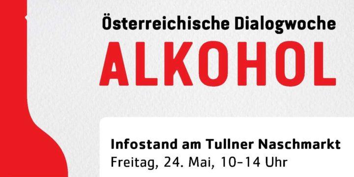 ALKSACKERL … for free!!! Besucht uns nächste Woche freitags am Hauptplatz 👍