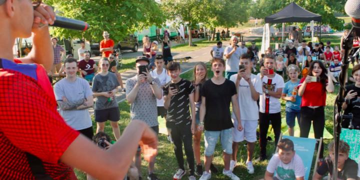 Hier kommen die Fotos von unserem Crowd 'n' Ruam 2019, das Tullnerfelder Jugendkulturfest 🤩